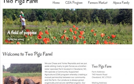 Two Pigs Farm
