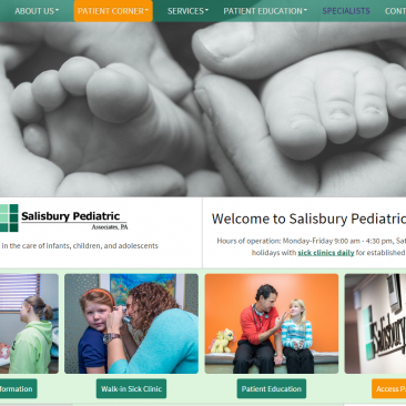 Salisbury Pediatric Associates