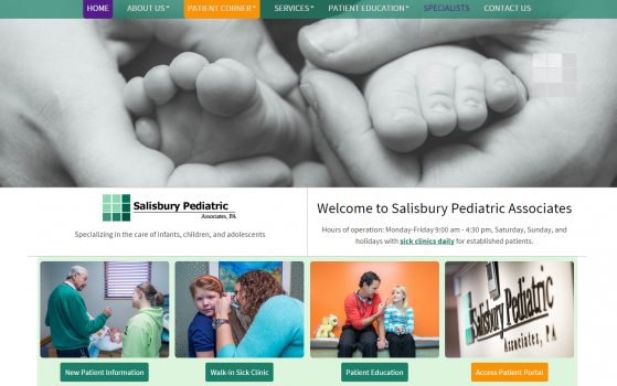 Salisbury Pediatric Associates