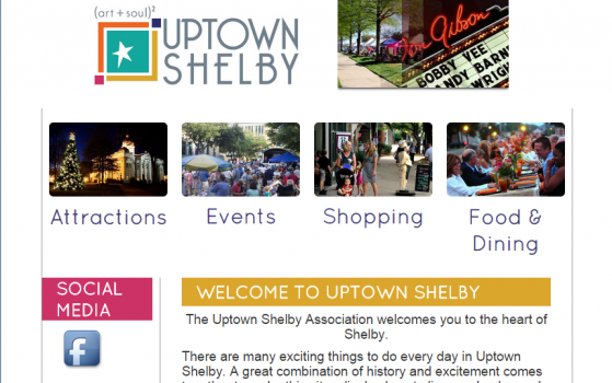 Uptown Shelby